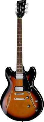 Harley Benton HB-35 VB Vintage Serie B-Stock
