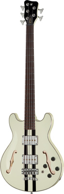 Warwick RB StarBass 5 Racing White