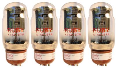 Ruby Tubes KT66C MQ