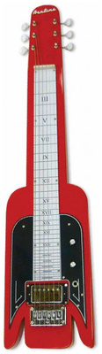 Eastwood Guitars Airline Lap Steel Red B-Stock