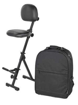 Mey Chair Systems AF-SR-KL-AH BK Musicia B-Stock