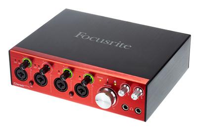 Focusrite Clarett 4Pre B-Stock