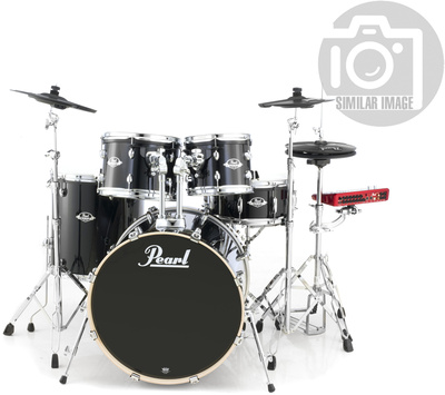 Pearl E-Pro Live EXX725 Jet Black