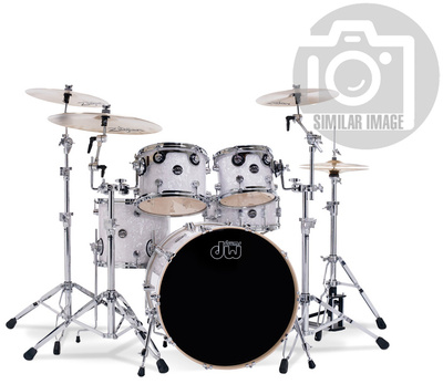 DW Performance Studio White Pearl
