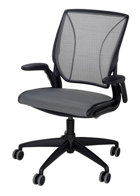 Humanscale World Chair Black B-Stock