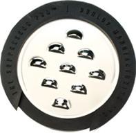 Dunlop Suppressor Pro 9 Louver CH