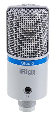 IK Multimedia iRig Mic Studio silver B-Stock