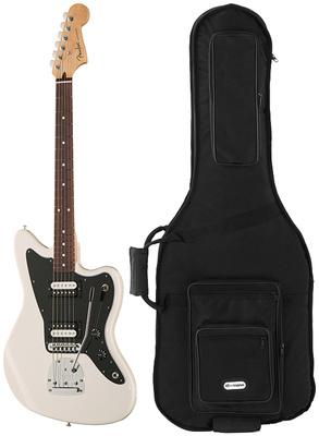 Fender Standard Jazzmaster HH Bundle