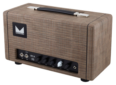 Morgan Amplification RCA35 Head Driftwood B-Stock