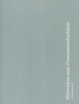 Echter Verlag Bläsersätze Prozession 3 B