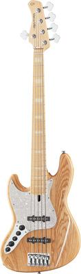 Marcus Miller V7 Swamp Ash-5 LH NT