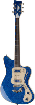 J.Joye Starlette Tremolo Blue Sparkle