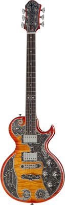 Teye Guitars Super Coyote Sunburst