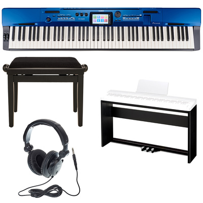 Casio PX-560 M Privia DeluxeBundle