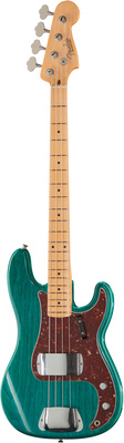 Fender 59 P-Bass CC Teal Green Trans