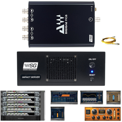Waves SG Impact Bundle Digico SD