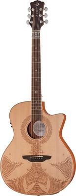 Luna Guitars Henna Sahara B-Stock