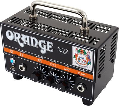 Orange Micro Dark B-Stock