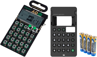 Teenage Engineering PO-12 rhythm case Bundle