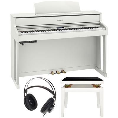 Roland HP-605 WH Set