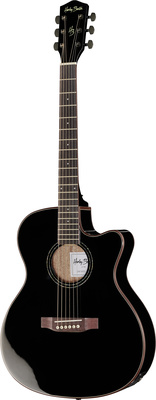Harley Benton EAX-500 Black Thinline
