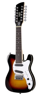 Eastwood Guitars Mandocaster Sunburst 1 B-Stock