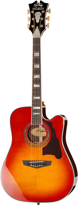 DAngelico Bowery Dreadnought CSB