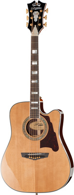 DAngelico Bowery Dreadnought NT