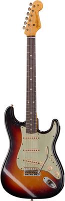 Fender 1960 Relic Strat 3TSB