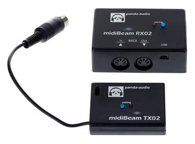 panda audio midiBeam B-Stock