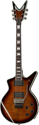 Dean Guitars Cadillac 1980 Flame Floyd TGE