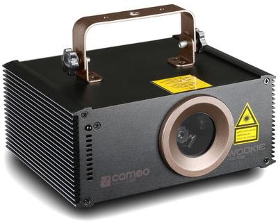 Cameo WOOKIE 400 RGB Animati B-Stock
