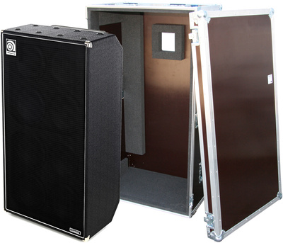 Ampeg SVT-810E Bundle