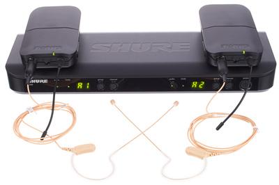 Shure BLX188/MX53 Combo T11 B-Stock