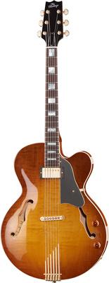 Heritage Guitar Kenny Burrell Groovemaster ASB