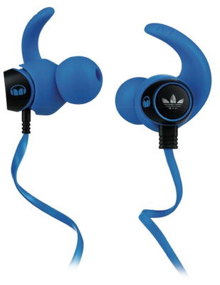 Monster Adidas In Ear Blue CT  B-Stock