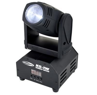 Showtec XS-1W Mini Moving Beam B-Stock