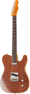 Fender Quilted Redwood Top Tele Relic