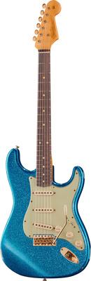 Fender 60 Relic Strat Blue Sparkle