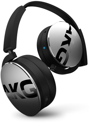 AKG by Harman Y-50BT Silver B-Stock