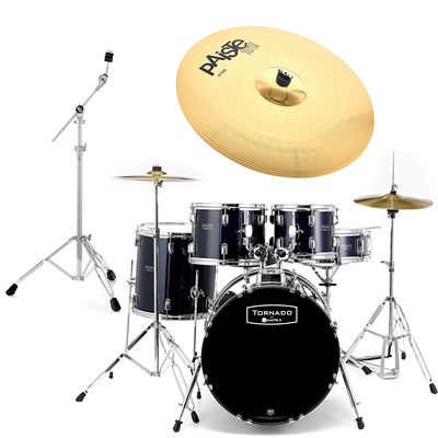 Mapex Tornado Junior Bundle Blue