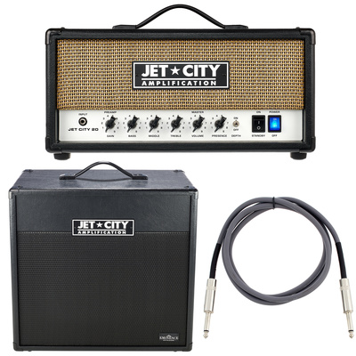 Jet City Amplification JCA20HV Bundle