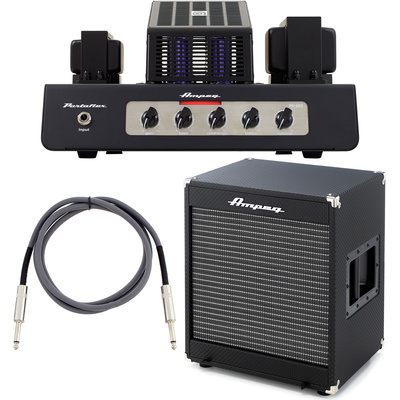 Ampeg PF-20T Bass Head Bundle