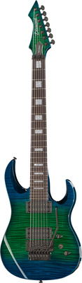 Diamond Guitars Halcyon FM FR7 JDI