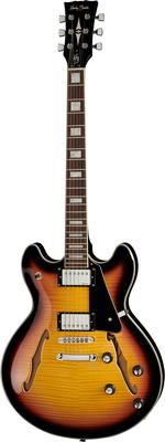 Harley Benton HB-35Plus Vintage Burs B-Stock