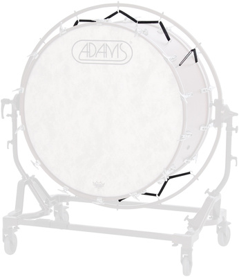 Adams Straps for FS Bass Drum