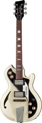 Italia Guitars Mondial Classic Guitar Cream