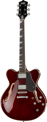Eastwood Guitars Classic 6 Dark Cherry