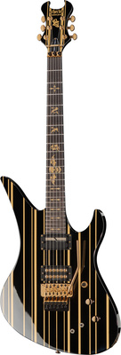 Schecter Synyster Custom S FR GBK/GS