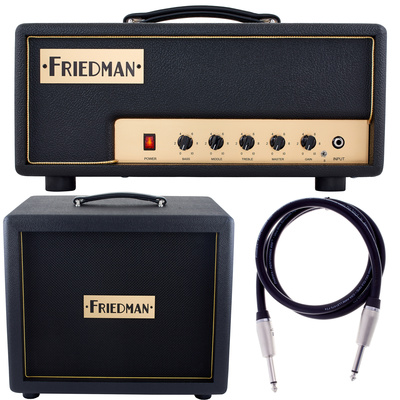 Friedman Amplification Pink Taco PT-20 Bundle